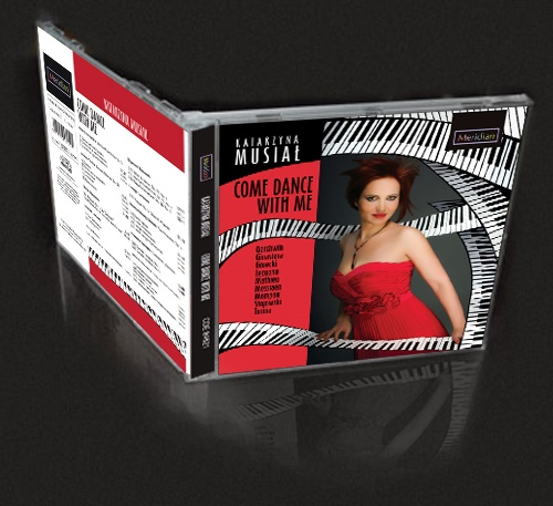 Katarzyna Musial - Come Dance With Me, Album