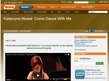 The Official Website Of Katarzyna Musial - Pianist.pl